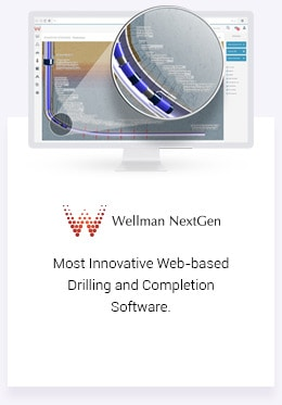 Oil and Gas drilling software