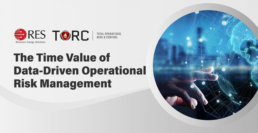 The Time Value of Data-Driven Operational Risk Management